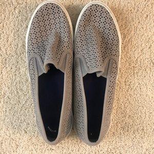 Sperry Grey Boat Shoe